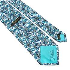 Пестрый мужской галстук Emilio Pucci