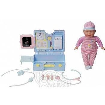 Игрушка Chou Chou Кукла с медицинской аптечкой