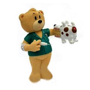 Фигурка «Медведь Barker»