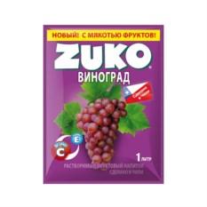 Растворимый напиток Zuko Зуко Виноград