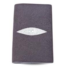 Обложка из кожи морского ската для паспорта и автодокументов