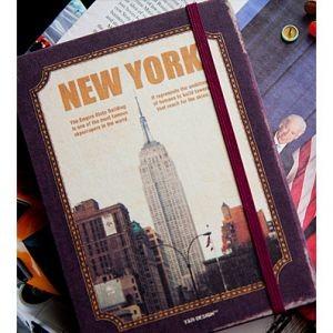 Блокнот New York - Line (L)