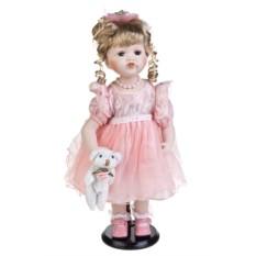 Фарфоровая кукла Маленькая красавица