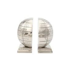 Декоративный настольный держатель для книг Глобус