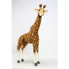 Мягкая игрушка Hansa Жираф, 70 см