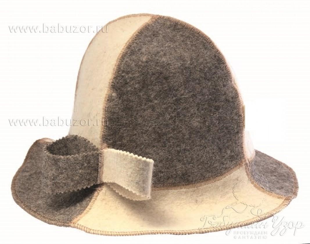 Шляпка банная Сударыня