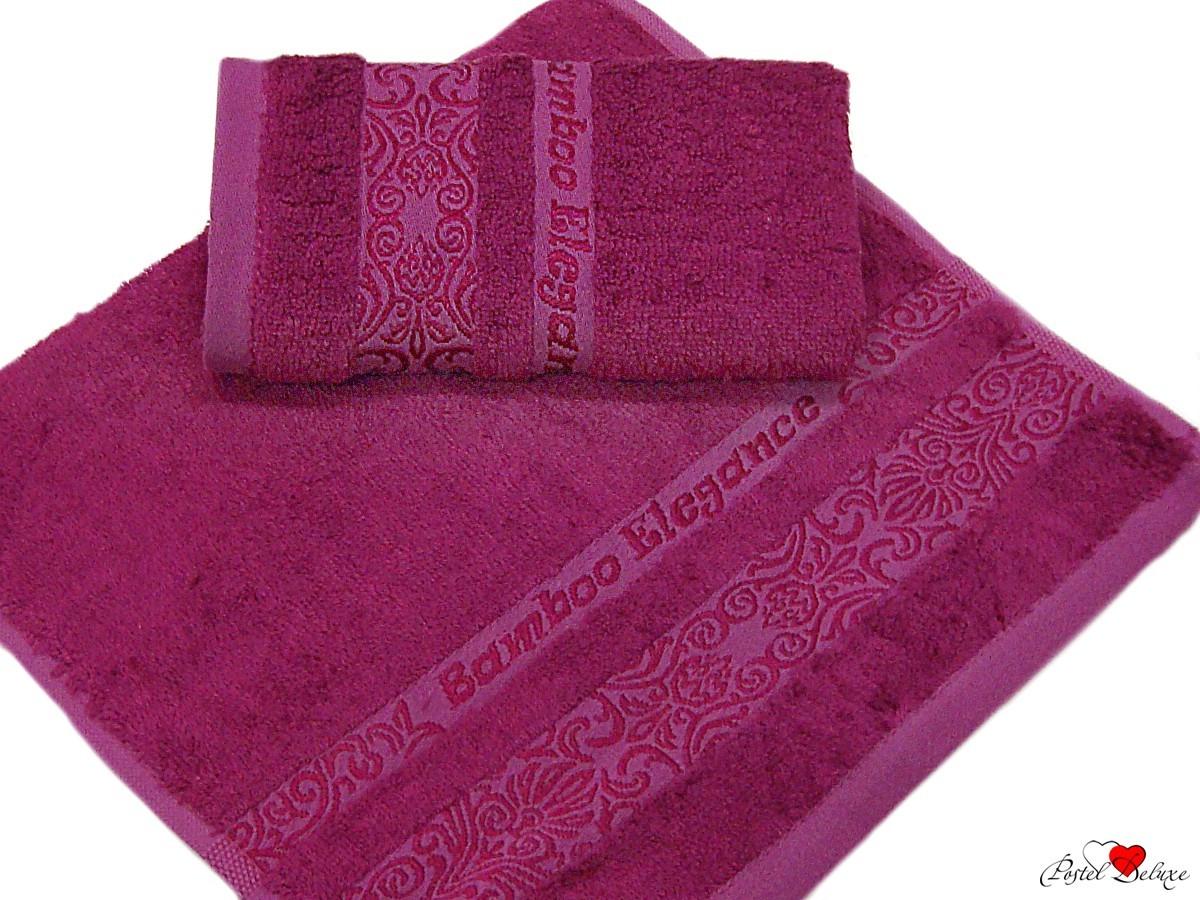 Полотенце Bamboo Elegance Dark Purple