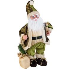 Новогоднее музыкальное украшение Дед Мороз с подарками