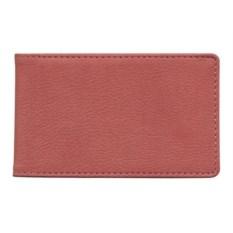 Чехол для пластиковых карт Time System Aston Dark Red