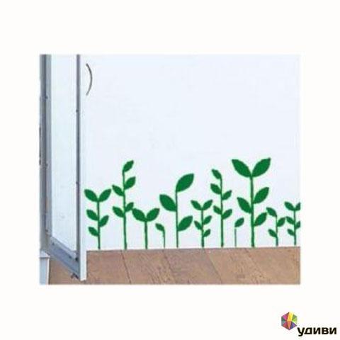 Наклейка Трава