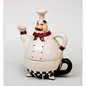 Чайный набор Повар