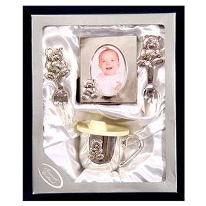 Подарочный набор для малыша «Мишка»