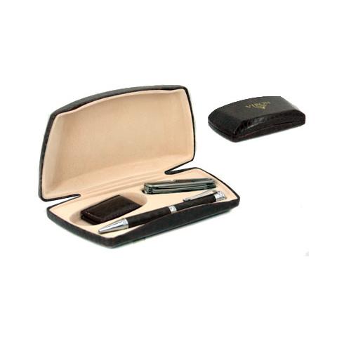 Подарочный набор VIRON: авторучка, зажим, нож