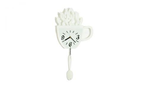 Часы Чашка и ложка