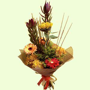 Букет цветов «Каскад»