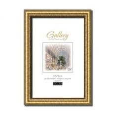 Стандартная золотистая фоторамка Gallery 20х30