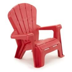 Красный садовый стульчик LittleTikes
