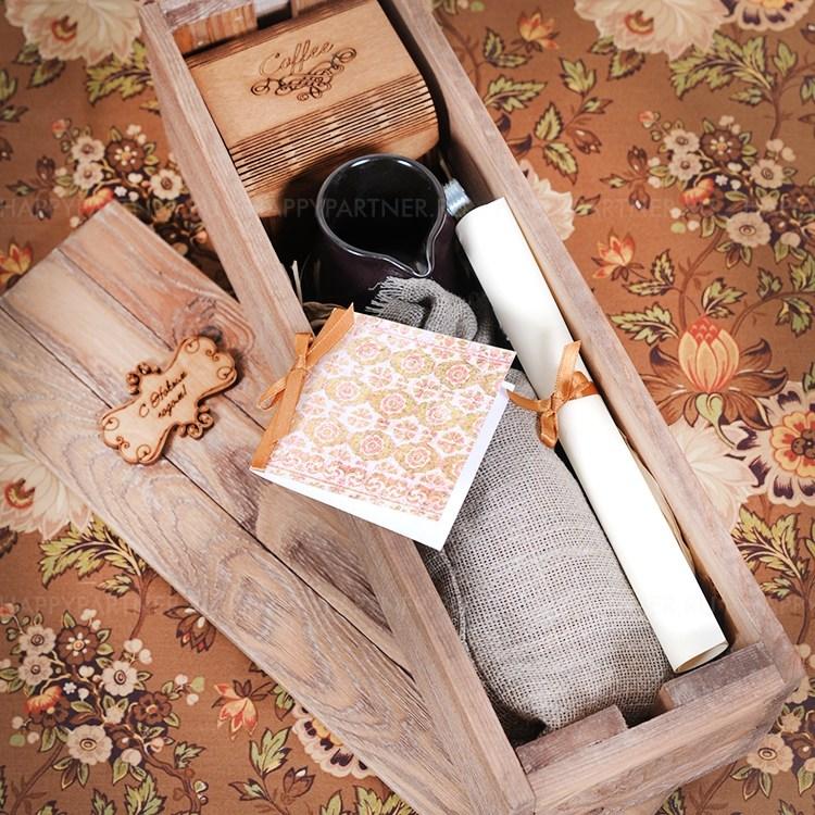 Подарочный набор Кофейные традиции