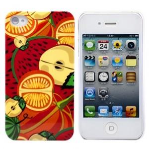 Чехол для iPhone 4/4S Juicy Multifruit