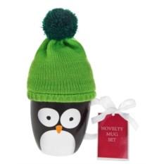 Подарочный новогодний набор Пингвин в шапочке
