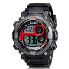 Спортивные LED часы Shors