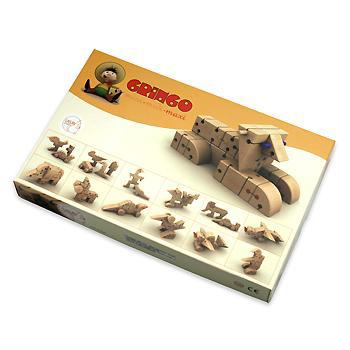 Детский конструктор - Veva Gringo maxi