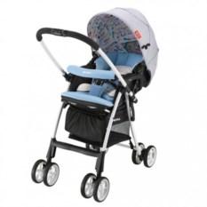 Детская коляска Aprica Luxuna Light (цвет: голубой)