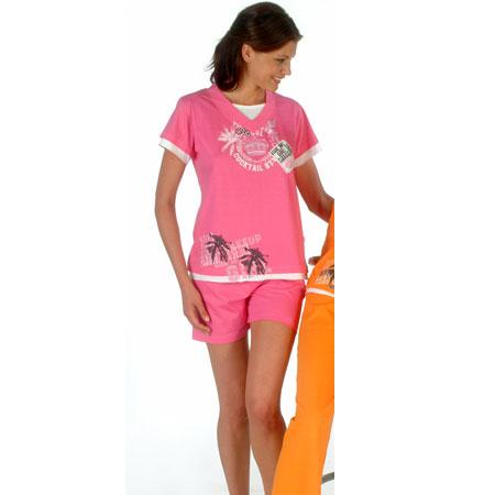 Комплект женской домашней одежды