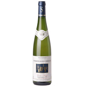Вино Gewurztraminer Cuvee Anne Sel