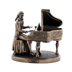 Бронзовая статуэтка Моцарт