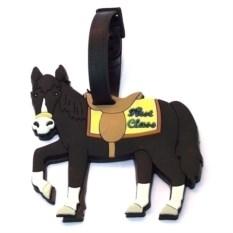 Бирка для чемодана Лошадка