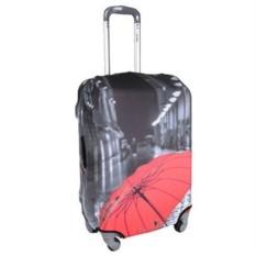 Чехол для чемодана Красный зонт