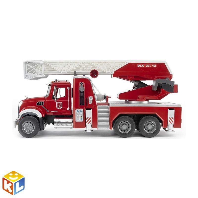Игрушка Пожарная машина со световыми и звуковыми эффектами