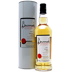 Benromach Traditional. Single Malt Scotch Whisky