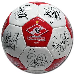 Мяч «Спартак»