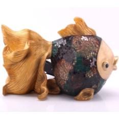 Светильник Золотая рыбка