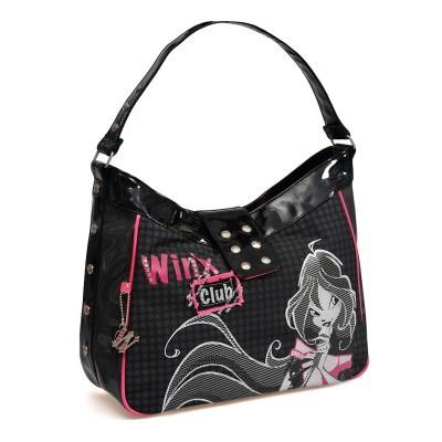 Winx Сумка для девочек с лямкой Black