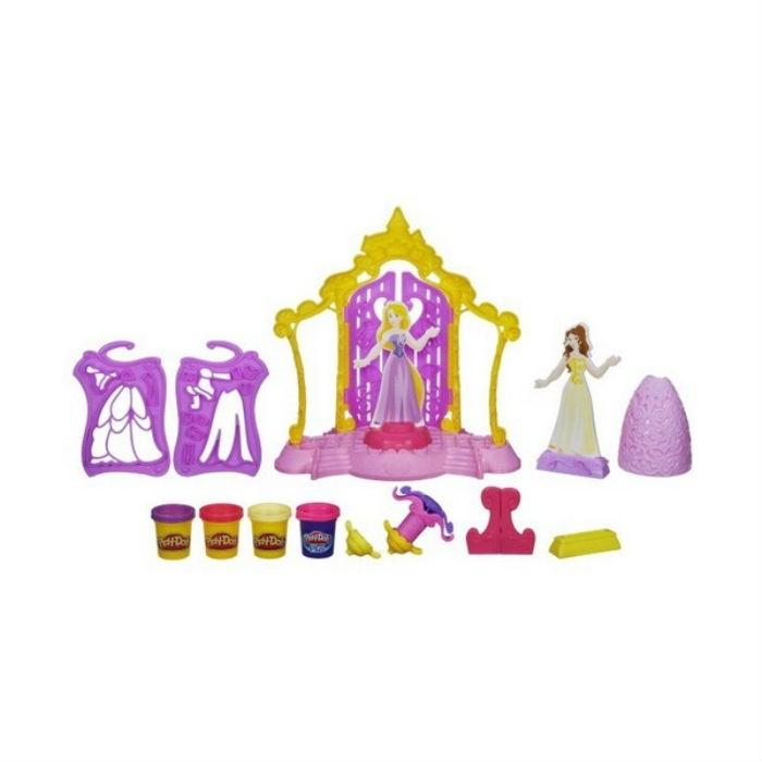 Набор Play-Doh Бутик для Принцесс Дисней