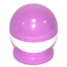 Вращающийся ночник-проектор, фиолетовый