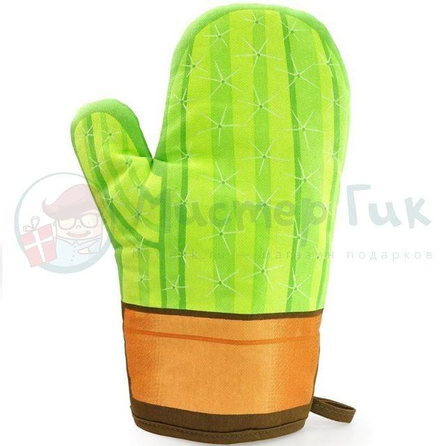 Варежка-прихватка Cool Cactus
