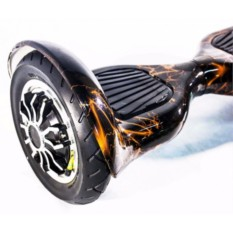 Гироскутер Smart Balance SUV APP Оранжевая молния