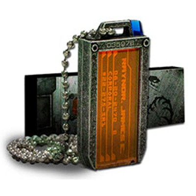 Флешка Starcraft (Limited edition)