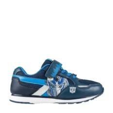 Синие кроссовки на липучке для мальчика Transformers
