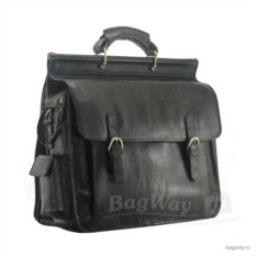Кожаная дорожная сумка Travel Zack от Hidesign