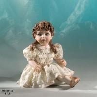 Коллекционная фарфоровая статуэтка Rossella