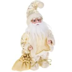 Музыкальное украшение Дед Мороз с мешком подарков