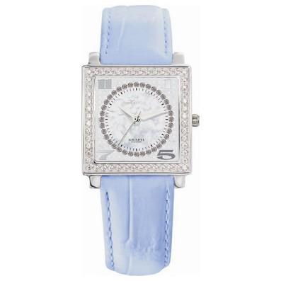 Серебряные часы НИКА — «Ландыш серебристый»