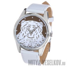 Часы Mitya Veselkov Медведь на коричневом