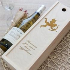Коробка для вина Купидон