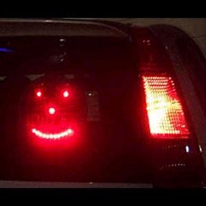 Автоэмоции - Смайлики в машину!